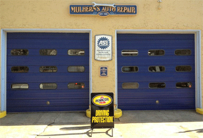 Mulherns Auto Repair | 856-488-6277 | 106 E Park Ave, Merchantville NJ 08109